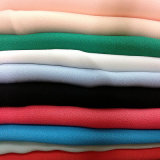 100% Polyester Fabric, Silk Fabric, Textile for Garment