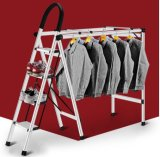 2 in 1 Aluminium Multi-Purpose Ladder Clothes Drying Rack