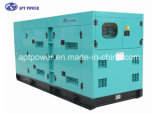 100kVA Diesel Power Generator Set with Cummins Diesel Engine 6bt5.9-G