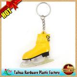 Promotion PVC Soft Rubber Keychains 3D (TH-PVC9142)