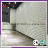 3D Fireproof PE Foam Wall Sticker with Adhesive Backside