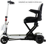 Genie Plus Automatic Folding Travel Mobility Scooter with Remote Control