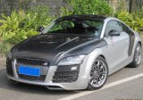 Carbon Fiber and Fiberglass Body Kits for Audi Tt 2008