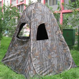 1 Person Camo Pop up Hunting Tent
