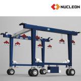 Nucleon Mobile Yacht Lifting Crane Capacity 500 Ton