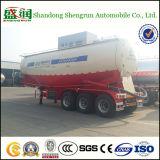 45tons Bulk Cement Tank Truck Semi Trailer