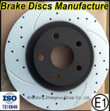 Cheap Price and High Quality Braker Discs/Rotors with Ts16949 Certificate for Germany Cars