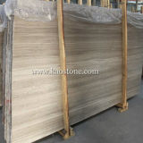Wood Grey Marble for Slab, Tile, Countertop