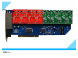 Tdm800p 8 Channels Asterisk PCI Card, Voice Card, Telephony Card, Analog PCI Card