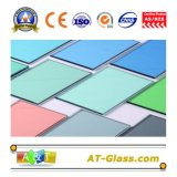 4mm, 5mm, 6mm Reflective Float Glass/ Coated Glass Used for Building