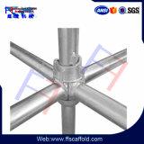 Steel Galvanized Cuplock System Scaffolding