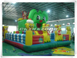 New Coming Inflatable Fun City Amusement Park Price