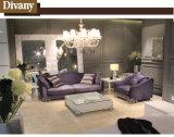 Post Modern Living Room Furniture Set Fabric Sofa