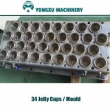 Jelly Cup Mould for Heating Moulding Thermoforming Machine