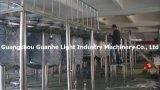 SUS304 Sanitary Storage Tanks with Platform for Liquid Detergent Production