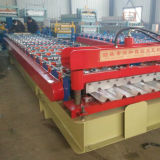 Trapezoidal Profile and Ibr Steel Roll Forming Machine for Roofing Sheet
