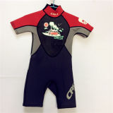 Short Sleeves and Pants Surfing Wetsuit (HX15S48)