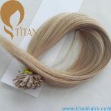#18 Silky Straight Keratin U Tip Hair Extension (TT428)