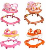 Hot Selling Baby Walker with Light and Music for 2017