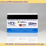 Bank Card with Magnetic Stripe