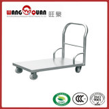 Multiple Stainless Steel Platform Trolley