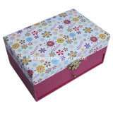Jewelry Box / Drawer Box / Cosmetic Box with Mirror (TW-CB0001)