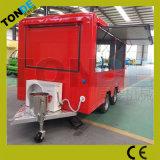 Mobile Food Truck/Food Van Outdoor