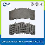 Heavy Duty Brake Pads Cast Iron Back Plate Supplier