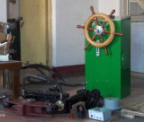 Haisun Marine Hydraulic Steering Gear (HS-P800, 1000, 1200, 1600)