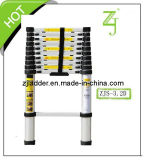 Aluminum Telescopic Ladder with Rubber Feet (ZJS-3.2D)
