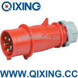 IEC Cee Industrial Plug 3p 4p 5p (QX3)