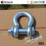 Us Type Drop Forged Carbon Steel Lifting Anchor Shackle