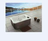 Square 6-7 Person Outdoor Acrylic SPA Tub (M-3340)