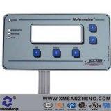 Custom Pet/PVC Membrane Panel, Nameplate