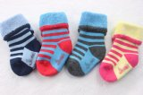 Babies′ Thickening Cotton Socks for Winter