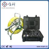 Auto Levelling High Resolution Pipe Inspection Camera System