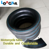 Qingdao Longhua Motorcycle Natural Butyl Inner Tube (130/90-15)