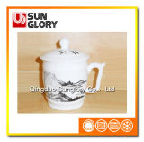 Bone China Mug with Cover of GB013
