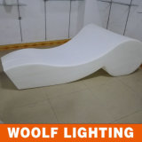 LED Light up Color Changing Outdoor Sun Lounger