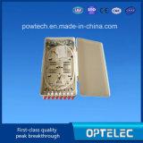 Wall Type 8port Fiber Optical Patch Panel ODF Distribution