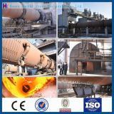 ISO Certiicates Zinc-Oxide Rotary Kiln Machine with Capacity of 3.4-5.4t/H