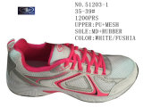 Two Colors Women Athletic Shoes