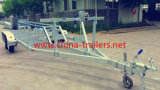 Hot DIP Galvanized Cat Boat Trailer for Sale