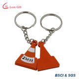 Wholesale Keychain PVC Keychain Customized (LM1784)