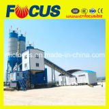 High Efficiency Concrete Batching Plant, Hzs60 Ready Mix Concrete Plant