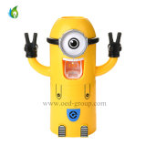New Innovative Children′s Best Gift Minions Toothpaste Dispenser Toothbrush Holder From China Supplier