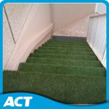 C Shape Yarn Artificial Landscaping Grass with Light Weight