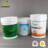 Wholesale Printing Plastic Pails with Handles