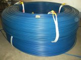 Blue PE Coated PC Strand
