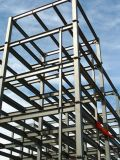 Multi-Storey Steel Structure Building for Office